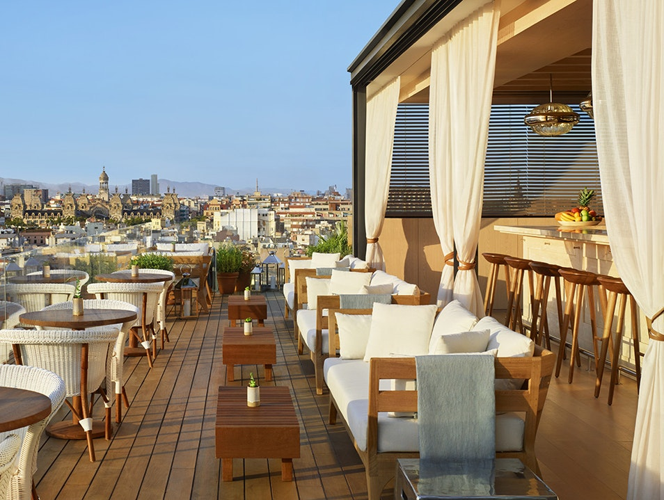 The Roof at Barcelona Edition