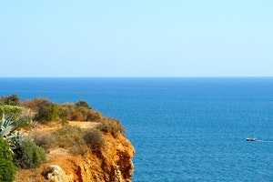 Cliffs of Algarve,