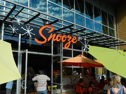 Snooze, an A.M. Eatery San Diego California United States