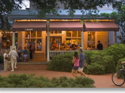 Plums Restaurant Beaufort South Carolina United States