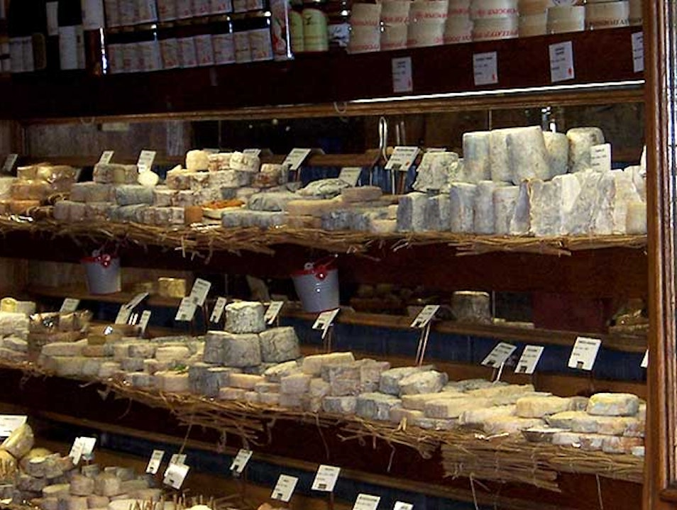 Divine French Cheese Paris  France