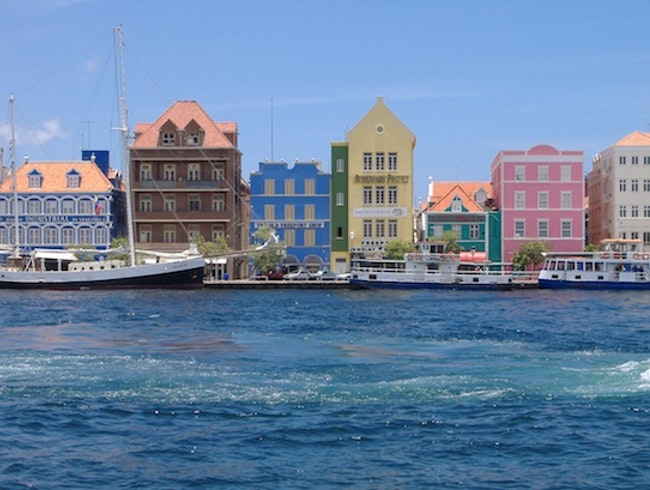 Dutch Architecture, Curaçao