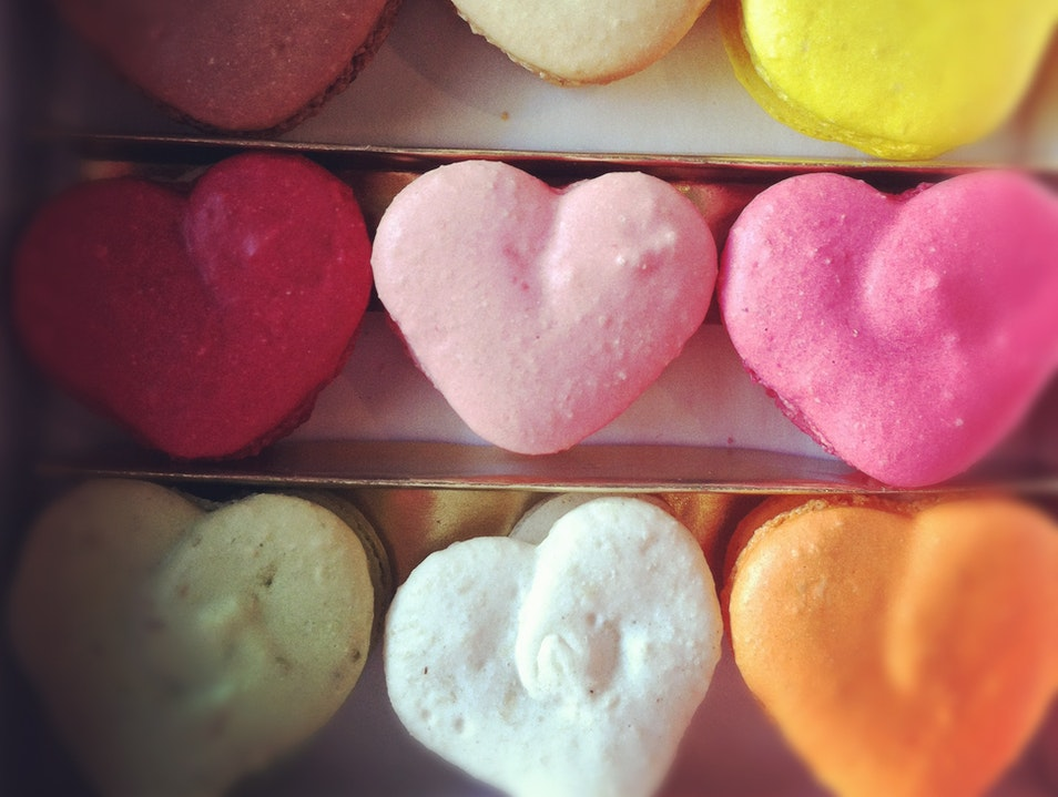 I Heart Macarons Alexandria Virginia United States