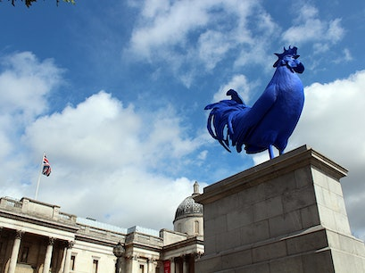 Fourth Plinth London  United Kingdom