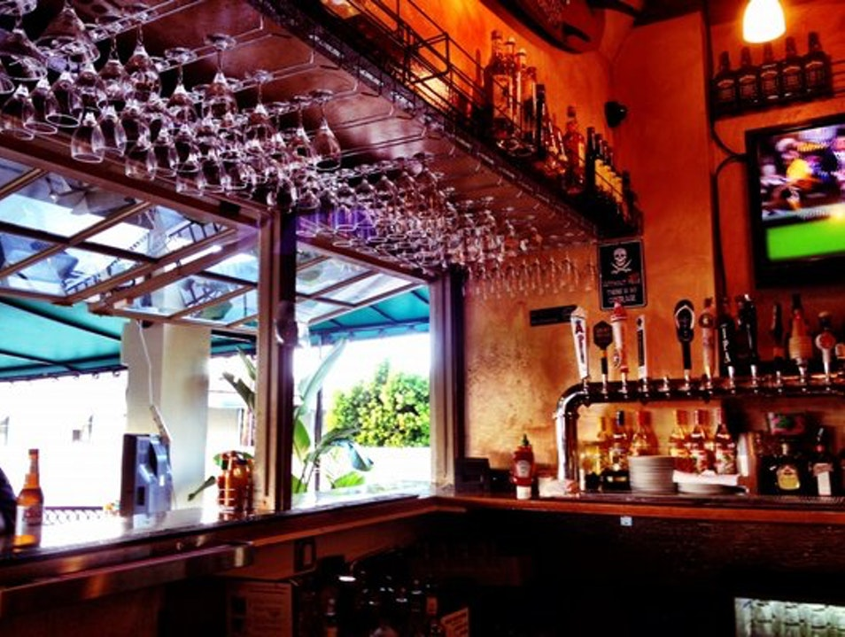 Indoor/Outdoor Huntington Beach Restaurant Bar Huntington Beach California United States