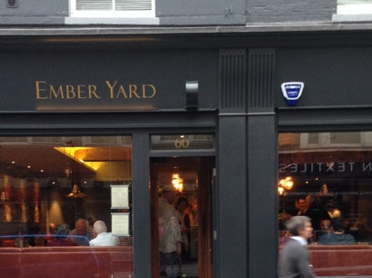 Ember Yard London  United Kingdom