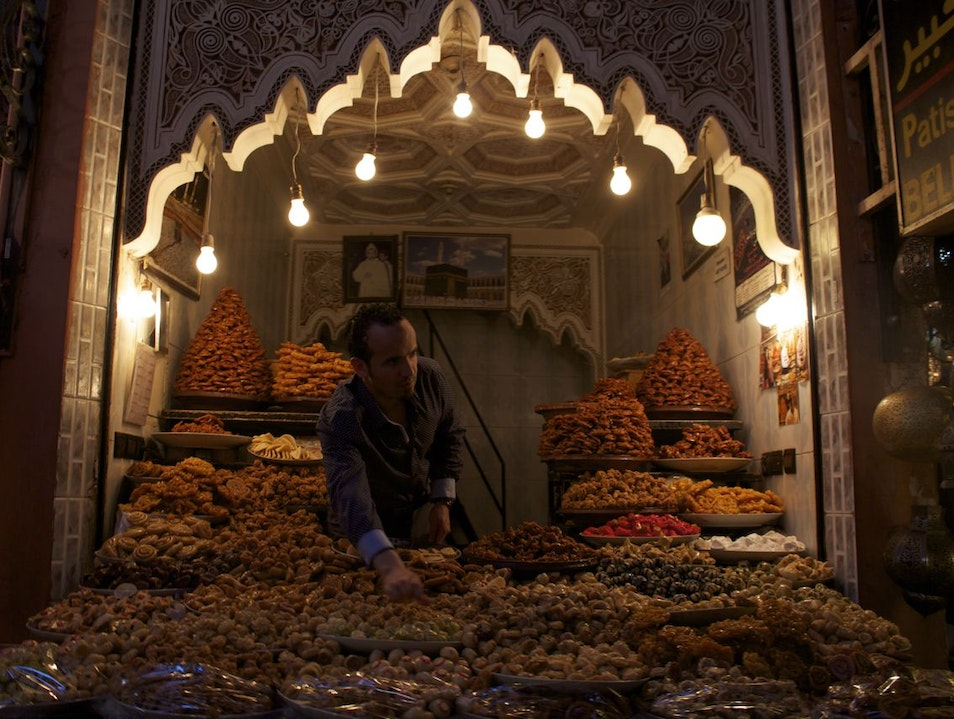 A sweet respite in the heart of Marrakech