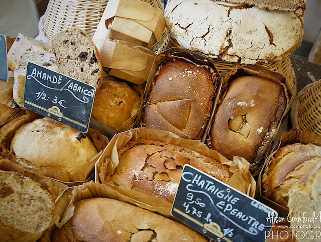 Belgium's Best Organic Bakery, in Namur