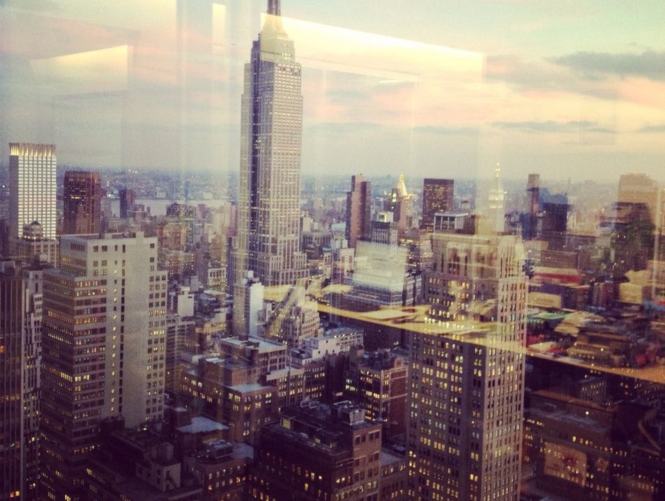 There Are Worse Work Places New York New York United States