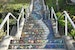 16th Ave Tiled Steps San Francisco California United States
