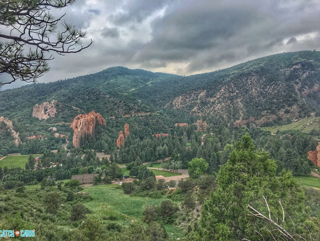 Exploring the Glen Eyrie Castle, One of Colorado's Most Unique Places to Stay