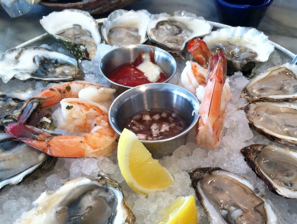Head to Anchor Oyster Bar for Classic San Franciscan Seafood San Francisco California United States