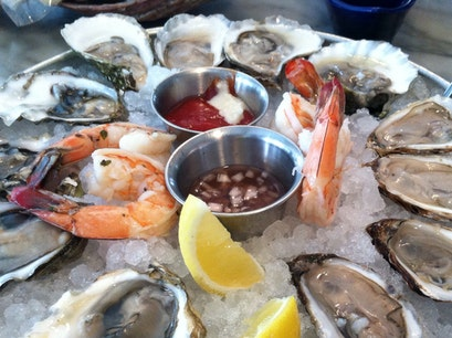 Anchor Oyster Bar San Francisco California United States