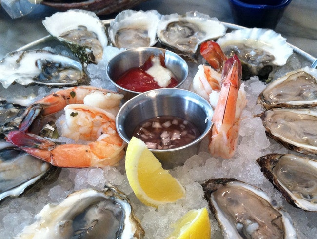 Head to Anchor Oyster Bar for Classic San Franciscan Seafood