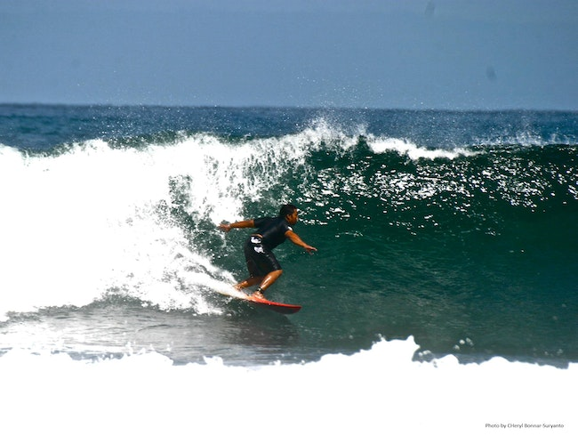 Surfing Hot Spots