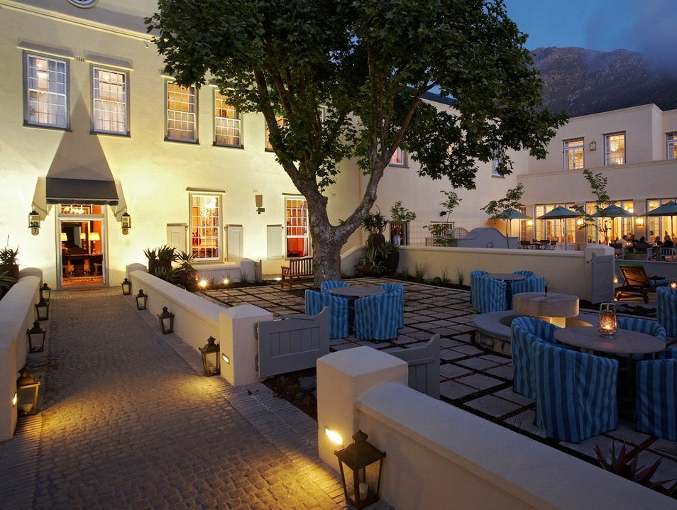 Hout Bay Manor Cape Town  South Africa