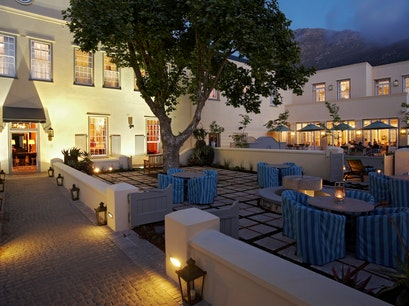 Hout Bay Manor   Earth