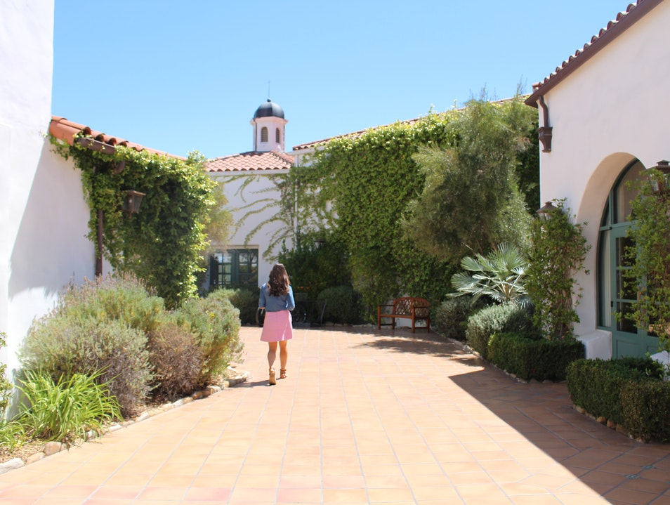 Grow Accustomed to the Quiet Ease of the Ojai Valley Inn and Spa