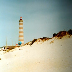 Barra Light, Barra Beach.
