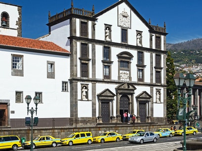 Jesuit College of Funchal Funchal  Portugal