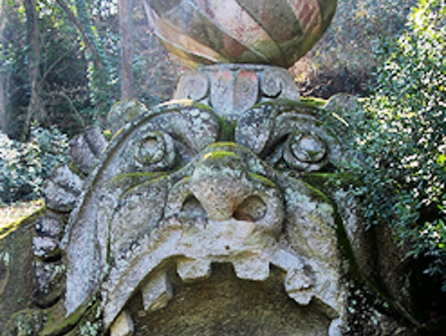 The mysterious and creepy monsters of Bomarzo