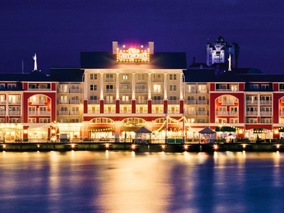 Disney's BoardWalk Inn Orlando Florida United States