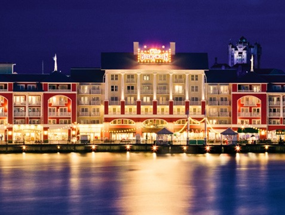 Disney Boardwalk