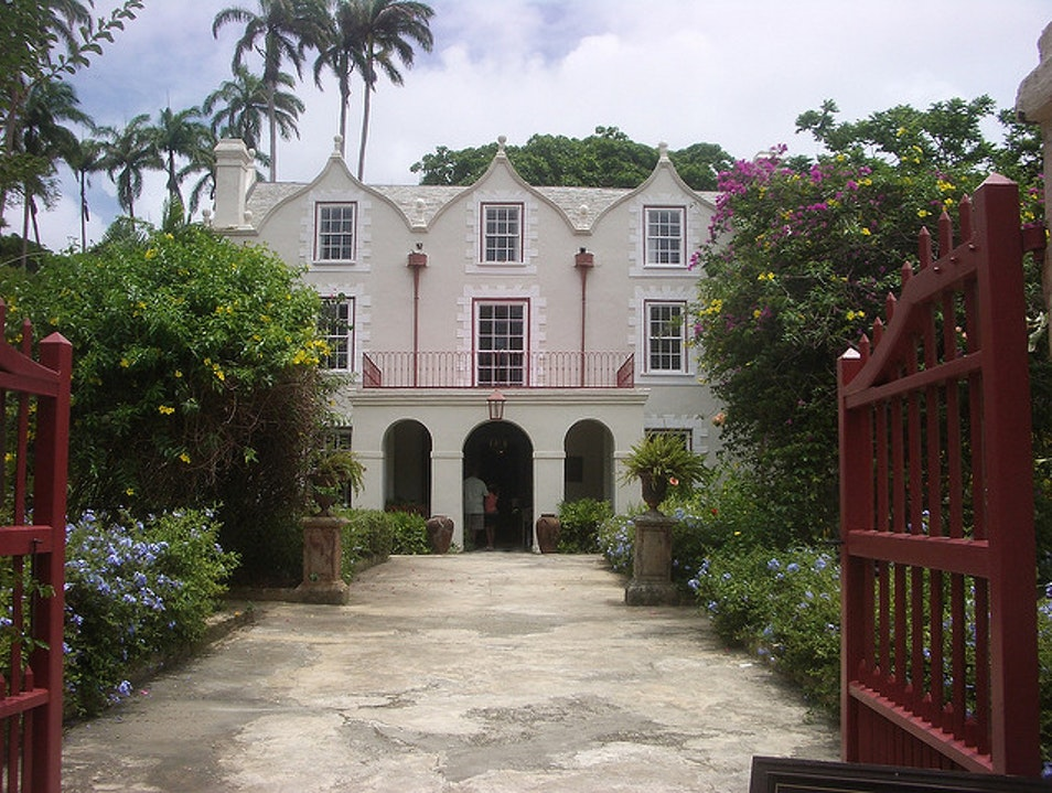 St. Nicholas Abbey Saint Peter  Barbados