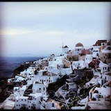 Perfect picture of oia