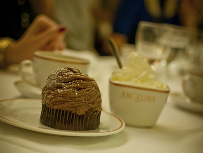Angelina-The best Mont Blanc cake in Paris
