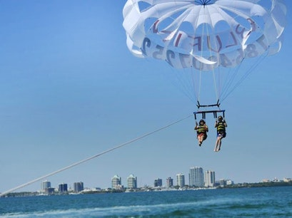 Thrilling Water Sports Miami Beach Florida United States