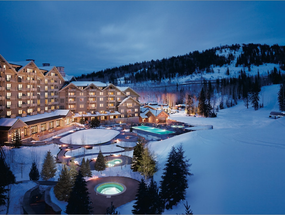 Three-day Retreat Fit for an Olympian  Park City Utah United States