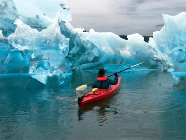 Chasing the Blues in Alaska's Fjords