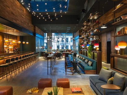 Moxy NYC Downtown  New York New York United States