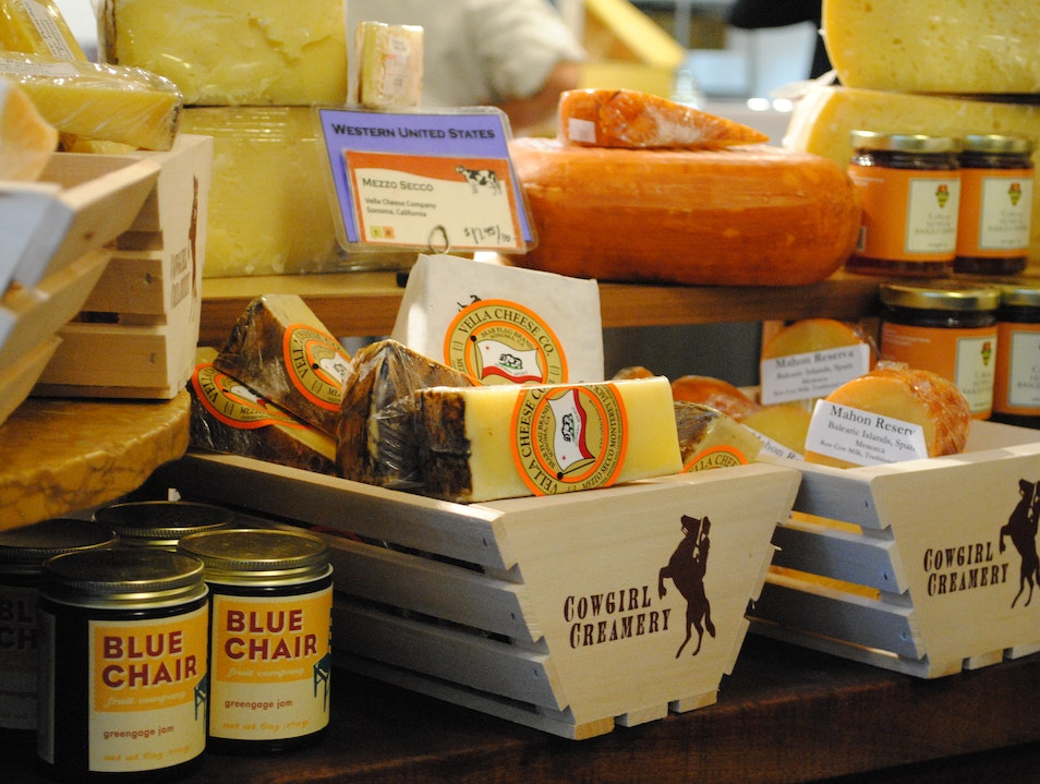 The Best Artisanal Cheese in San Francisco