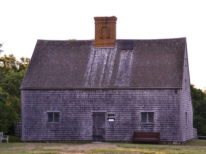 Jethro Coffin House Nantucket Massachusetts United States