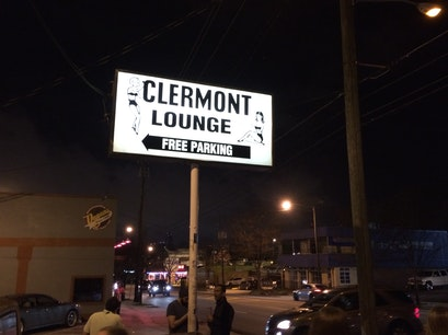 Clermont Lounge Atlanta Georgia United States