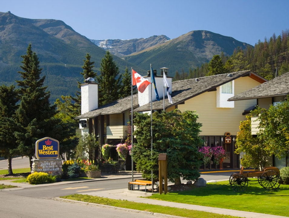 Best Western Jasper Inn and Suites Jasper  Canada