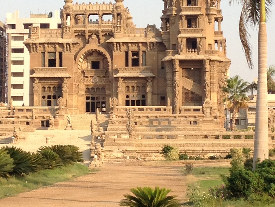 The Baron Palace El-Montaza  Egypt