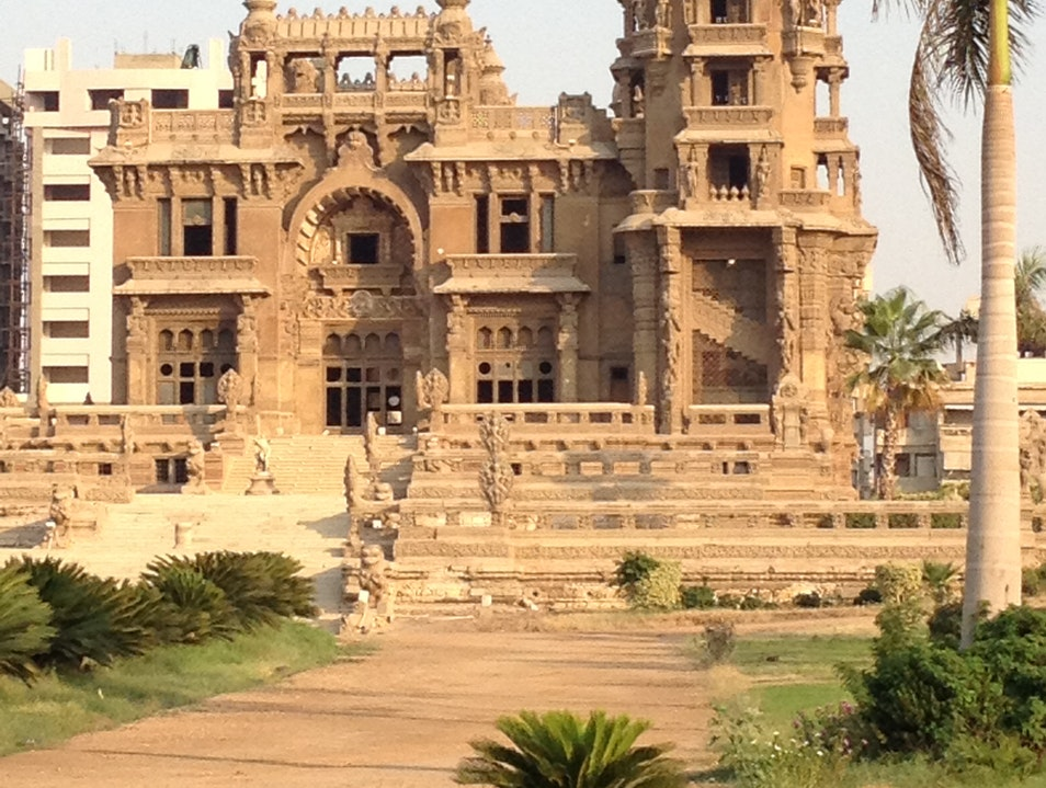 The Baron Palace