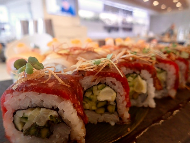 Vancouver's 100% Sustainable Seafood Raw Bar