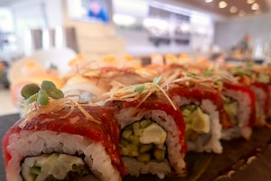 The Essential Sushi in Vancouver
