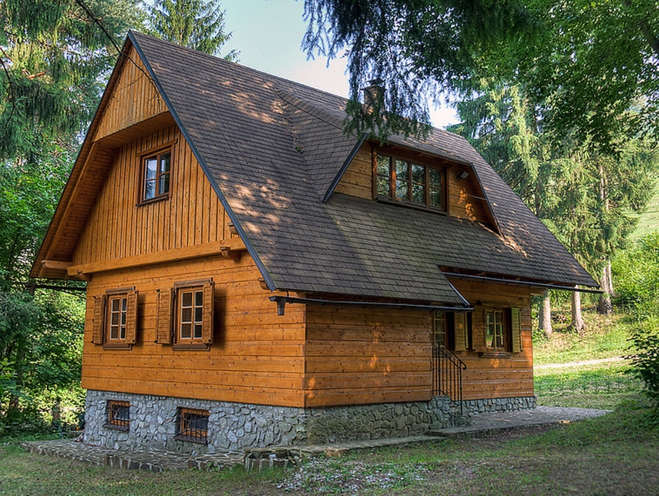 Cabin in the woods Párnica  Slovakia