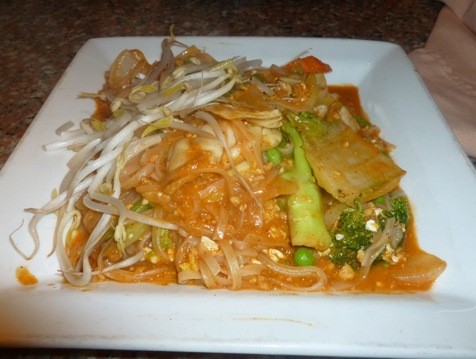 Good Home Cooked Thai Meal at a Great Price  Miami Florida United States