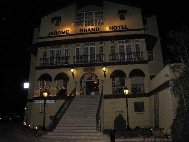 Haunted Reservations at The Grand Hotel