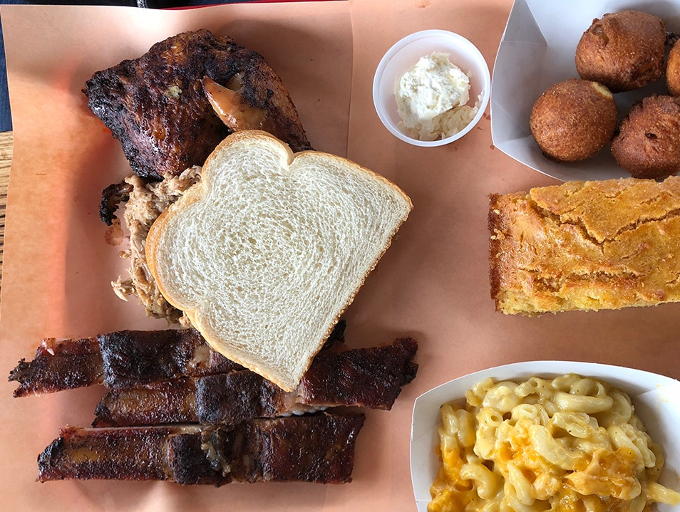 Rodney Scott's BBQ Charleston South Carolina United States