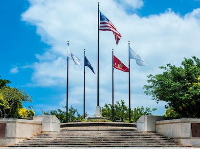 American Memorial Park Garapan  Northern Mariana Islands