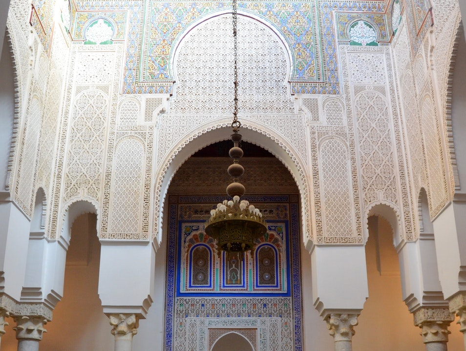 Imperial Beauty Meknes  Morocco