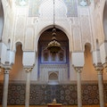 Mausoleum of Moulay Ismail Meknes  Morocco
