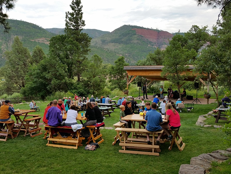 James Ranch and Harvest Grill, Durango Pagosa Springs Colorado United States